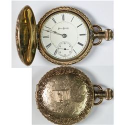 Illinois Pocket Watch  (121294)