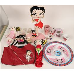 Betty Boop Merchandise Collection  (121123)