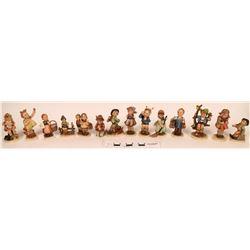 M. I. Hummel Figurines 1950's-1970's  (121545)