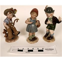 Porcelain Figurines made in Germany USSR occupied  (121544)