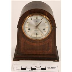 Clock: New Haven Clock Company Eight Day Clock  (120908)