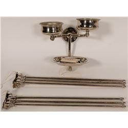 Chrome Bath Fixtures – Antique!  (109785)
