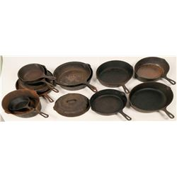 Cast Iron Pan Group  (122730)