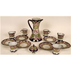Fancy Chocolate Service Set  (122751)