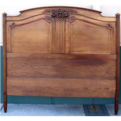 Full Size Antique Bed Frame  (119981)
