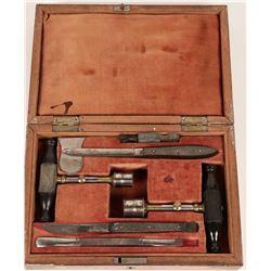 Weigan & Snowden Surgical Kit, c1850, Philadelphia  (114399)