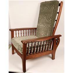 William Morris Recliner Chair  (120635)