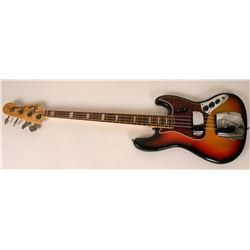 A 1970's Fender Jazz Bass  (121142)