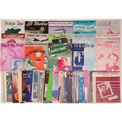 Favorite 1940s Sheet Music  (108824)
