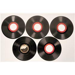 Rare Aretino Record Group  (120864)