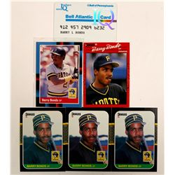 Card Collection Owned By Barry Bonds  (104110)
