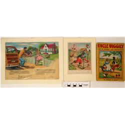 Children's Uncle Wiggily Book and Pictures  (118914)