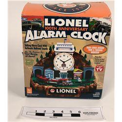 Lionel Anniversary Alarm Clock  (121147)
