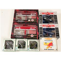 Model Airplanes – WWI Die Cast Planes  (108870)