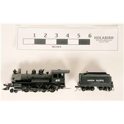 Model Train – 2-8-0 and Tender HO  (121301)