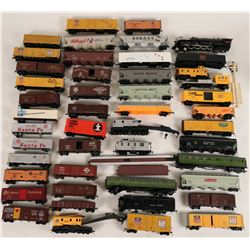 Model Train – Bachmann HO  Locomotive & Rolling Stock  (121148)