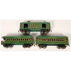 Model Train American Flyer O Gauge 1920-30's Era (Lot of 3)  (121314)