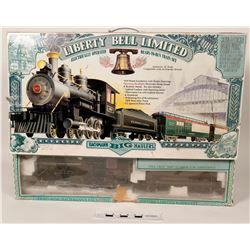 Model Train G Scale 4-6-0 Liberty Bell Limited  (121040)