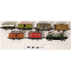 Model Train Lionel 1927 Tin Train Set  (121312)