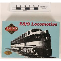Model Train Porto 2000 E8/9 Union Pacific  (121328)