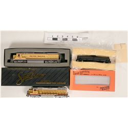 Model Train Southern Pacific HO Diesels  (121066)