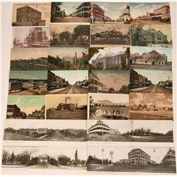 Phoenix, Arizona Postcards (25)  (118524)