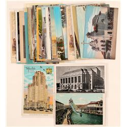 Buildings in San Francisco, Post Cards  (102791)