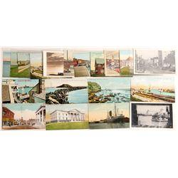San Pedro, CA Postcards  (103251)