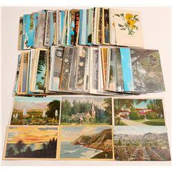 California Postcard Grab Bag  (103345)
