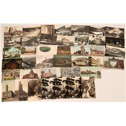 Colorado Springs, Colorado Postcard Collection (36)  (118400)