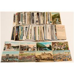 Eastern States USA Postcards  (105319)