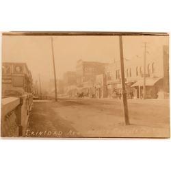 Trinidad, New Mexico Real Photo Postcard (1)  (118471)