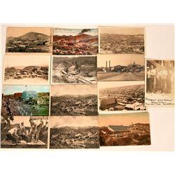 Globe & Miami, Arizona Postcards (12)  (118525)