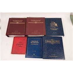 Postal Commem Society Stamp Collection in Albums  (122737)