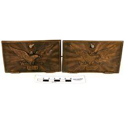 Post Office Box Doors, pair  (109005)