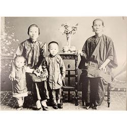 Chinese Portraits / Montana / 12 Items  (109691)
