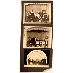 Stage Band Photos, Atlantic City, New Jersey  (109197)