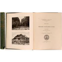 Irrigation Investigations in Utah U.S. Dept. of Agriculture  (120620)