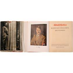 Adolph Hitler: Bilder Aus Dem Leben Des Fuhrers oversized book  (110497)