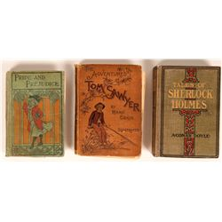 Classic Literature, 3 Famous Works  (121580)