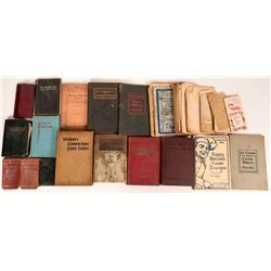 Confectionery Book Collection  (121138)