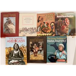 Native American Indians Reference Library  (121553)