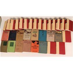 Zane Grey Book Collection  (121777)