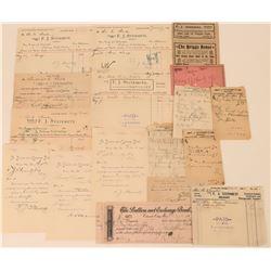 F.J. Steinmetz Druggist Archive  (113385)