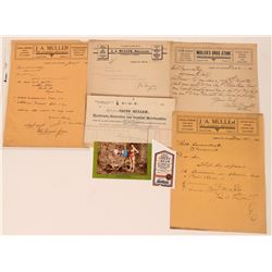 Jacob Muller Druggist Collection  (113397)