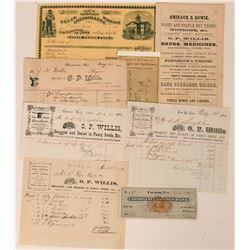 O.P. Willis Druggist Archive  (113380)