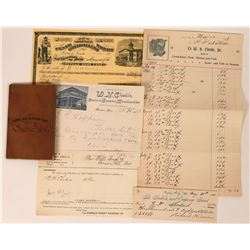 W.H. Chedic Druggist Archive  (113371)