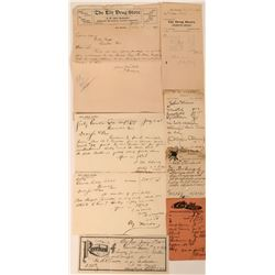 Ely Drug Store, FM Clark, Archive  (113353)