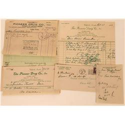 Pioneer Drug Company Collection  (113388)