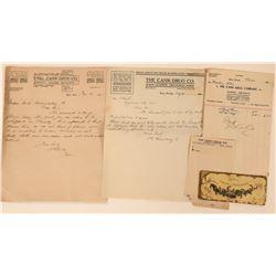 Cann Drug Company Collection  (113384)